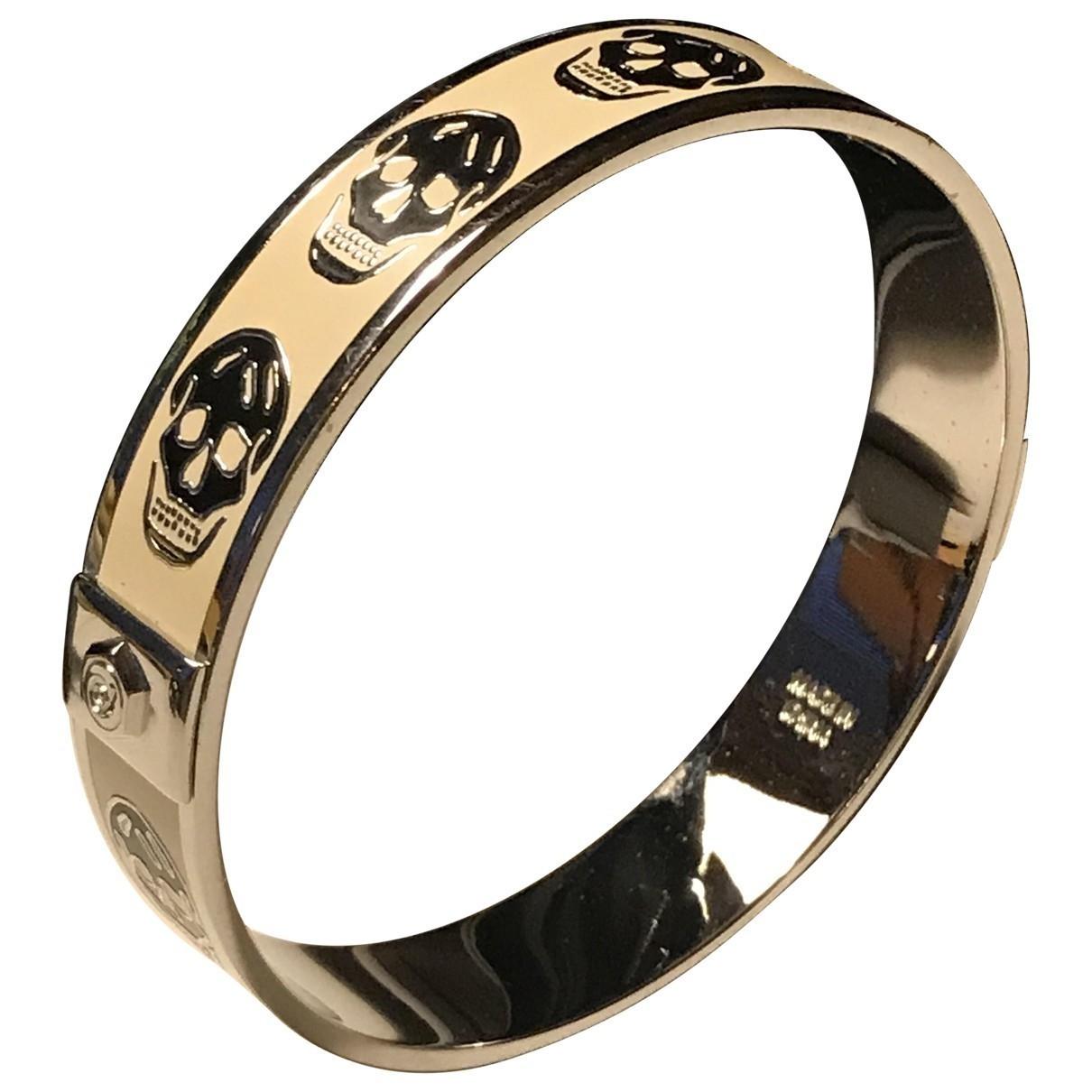 Alexander Mcqueen - Bracelet   pour femme en metal