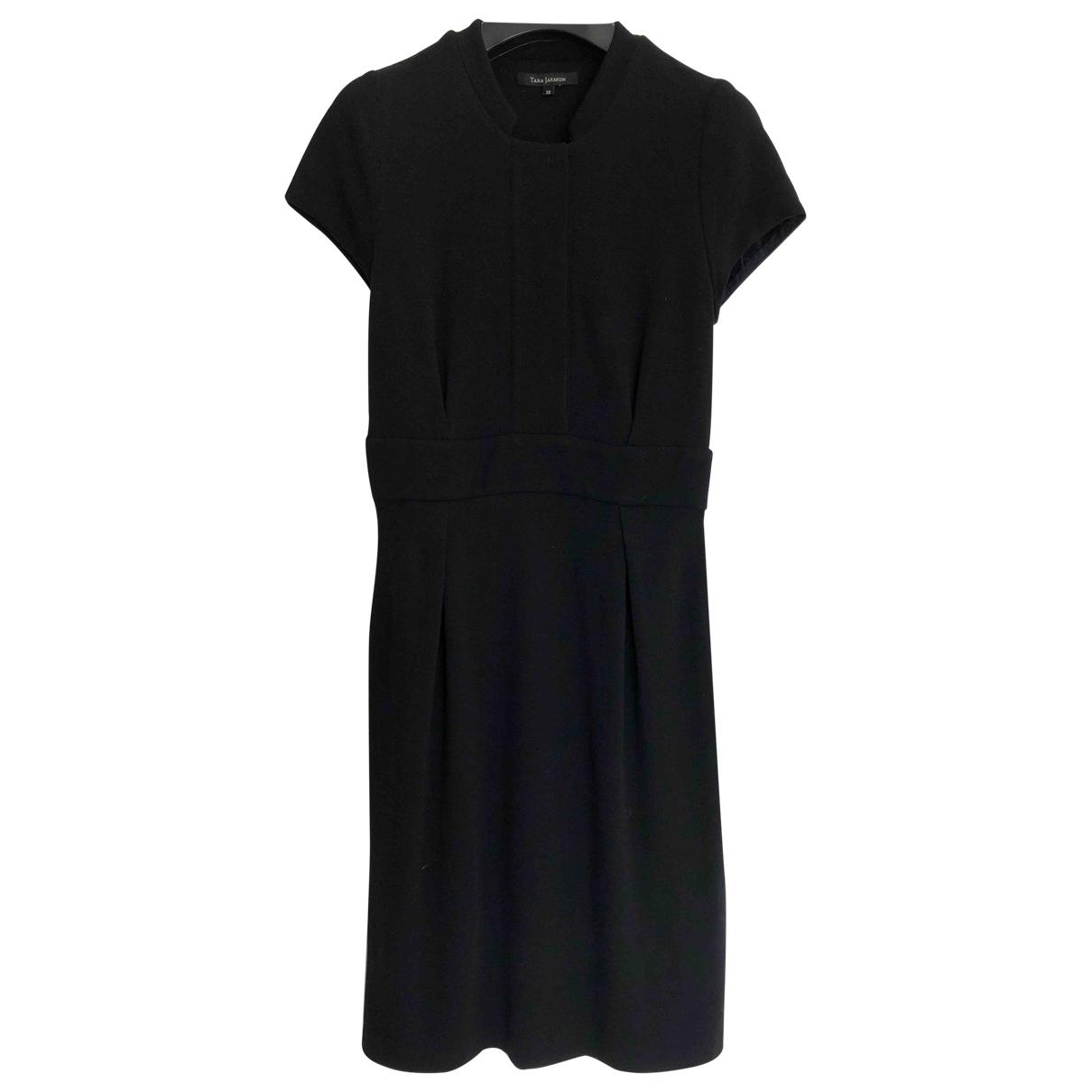 Tara Jarmon \N Black dress for Women 38 FR