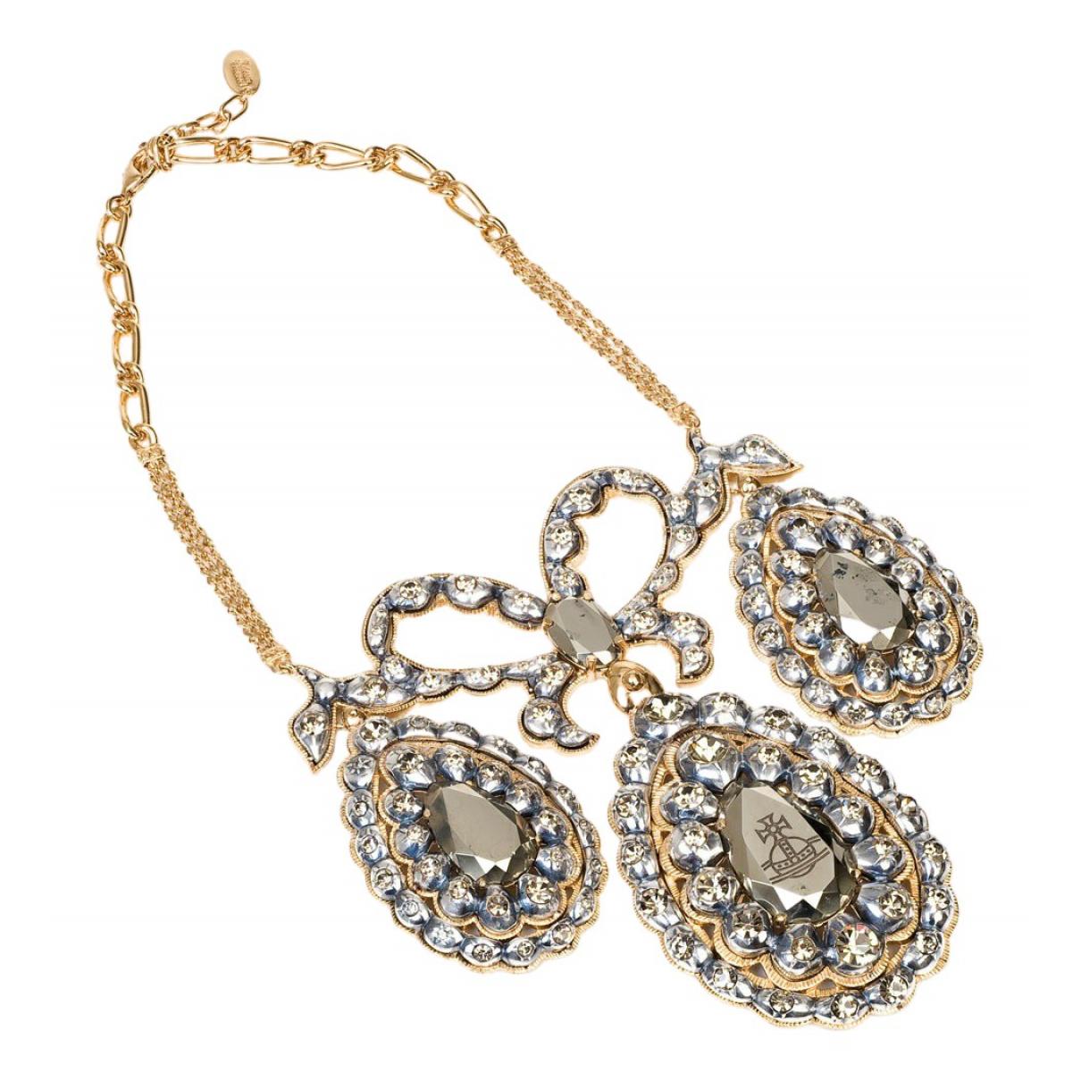 Vivienne Westwood \N Kette in  Gold Metall
