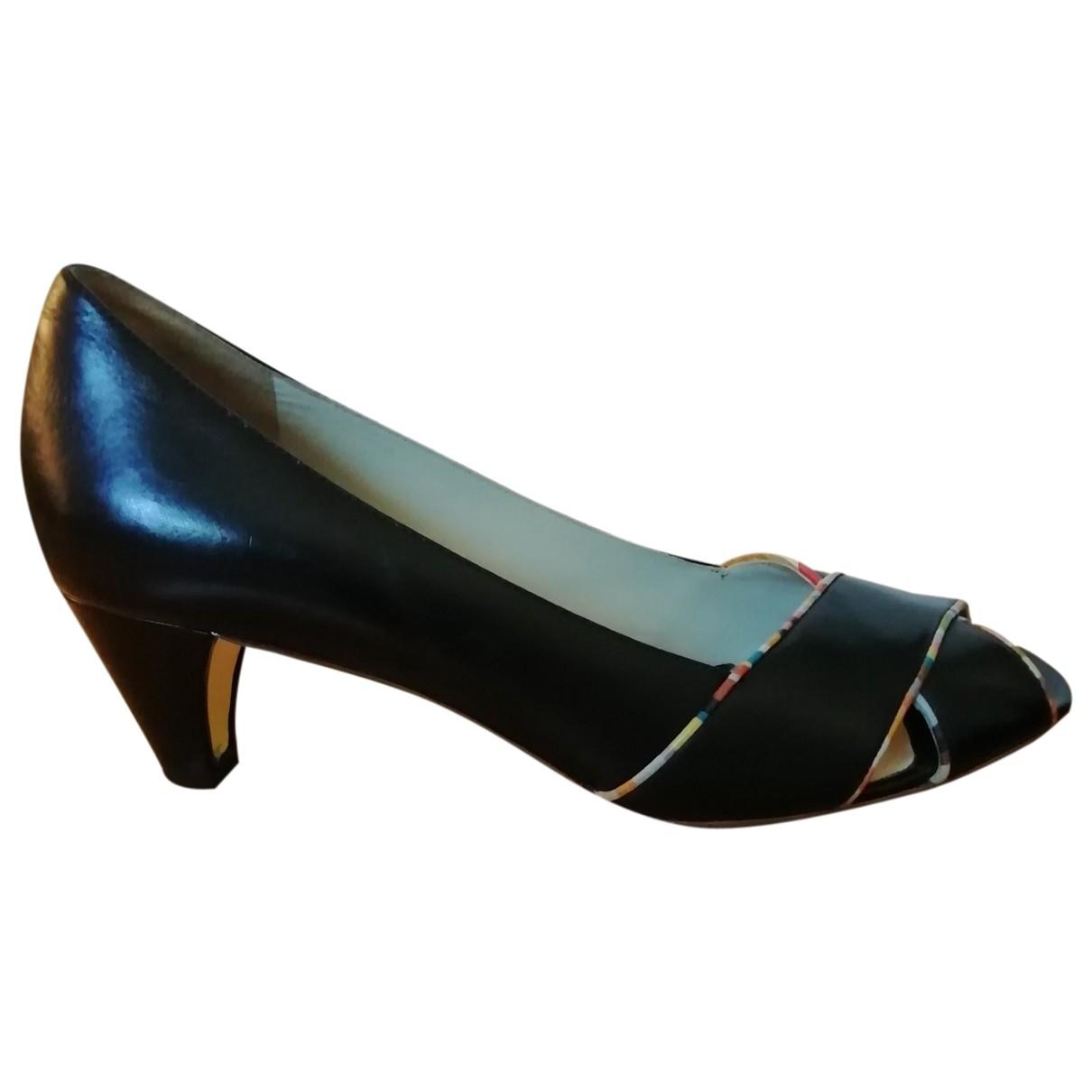 Paul Smith - Escarpins   pour femme en cuir - noir