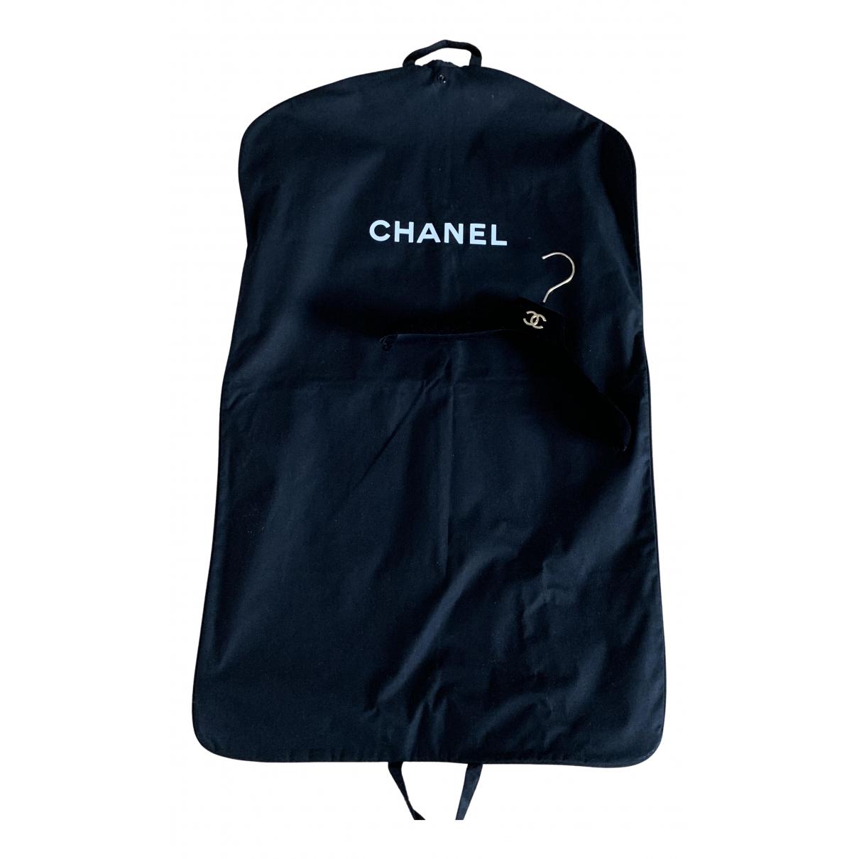 Chanel \N Heimtextilien Schwarz