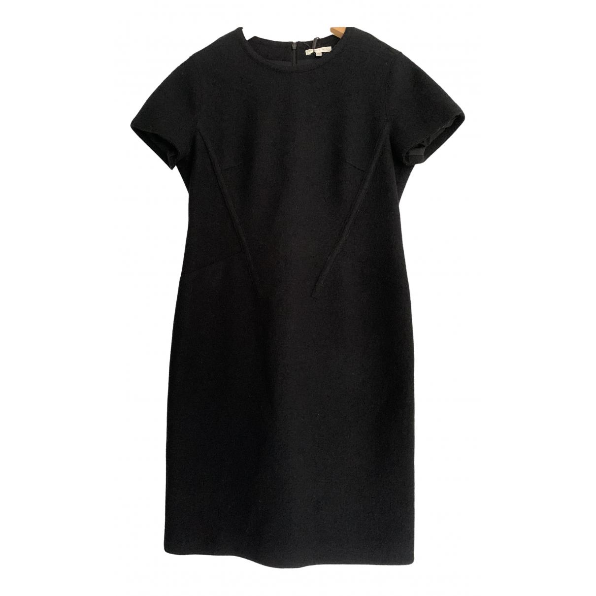 Paule Ka \N Black Wool dress for Women 44 FR