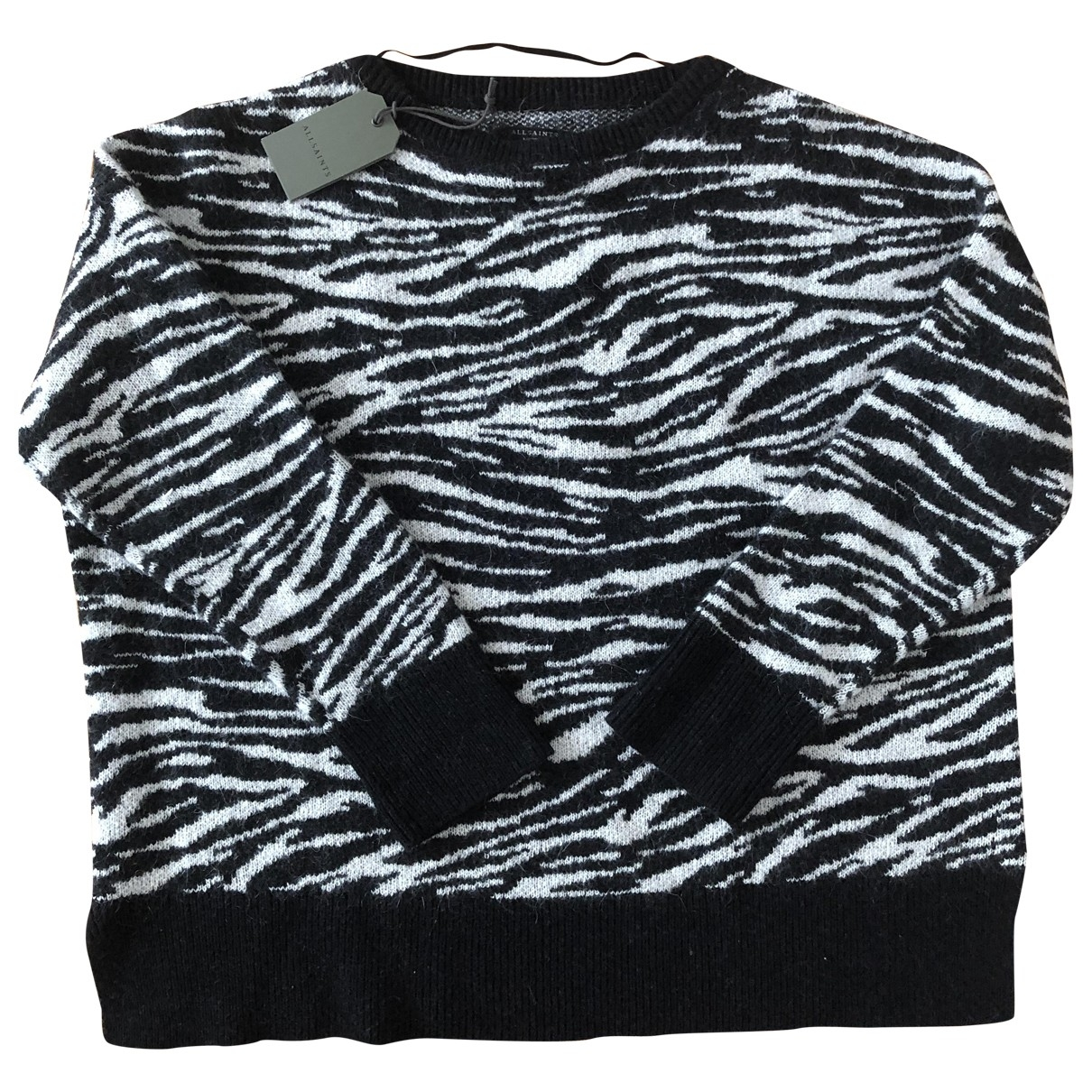 All Saints \N Pullover in  Bunt Wolle