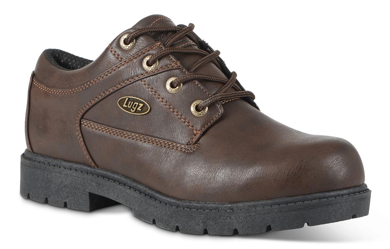 Men's Savoy SR Oxford Boot (Choose Your Color: SADDLE/BLACK, Choose Your Size: 7.5)