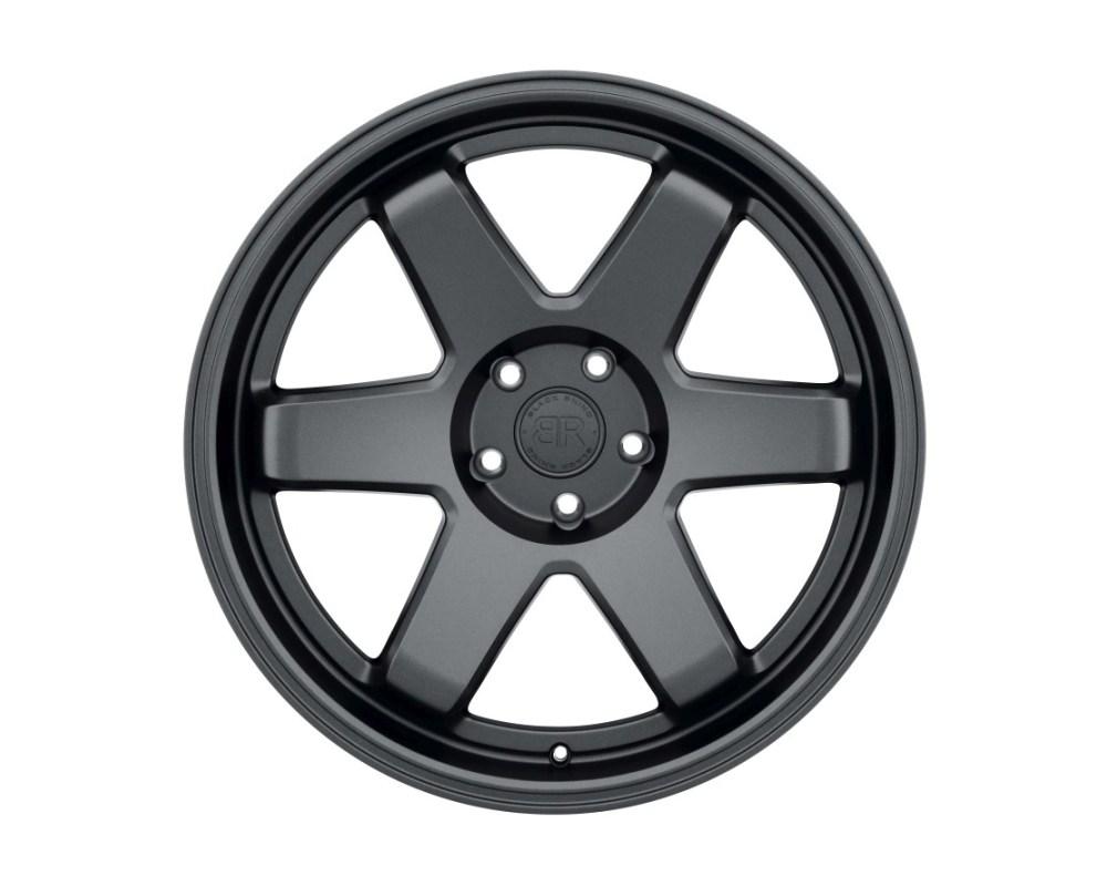 Black Rhino Roku Gunblack Wheel 18x9.5 6x139.70 6x5.5 12mm CB112