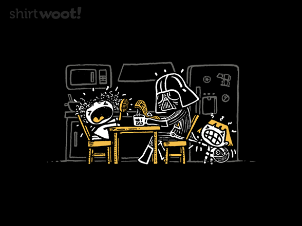 The Dark Side Of Parenting T Shirt
