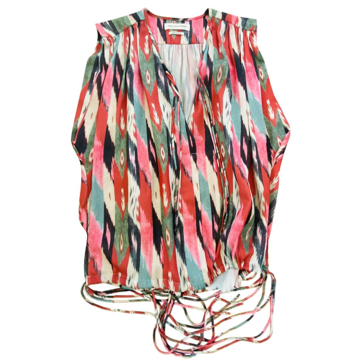 Isabel Marant Etoile N Multicolour  top for Women 38 FR