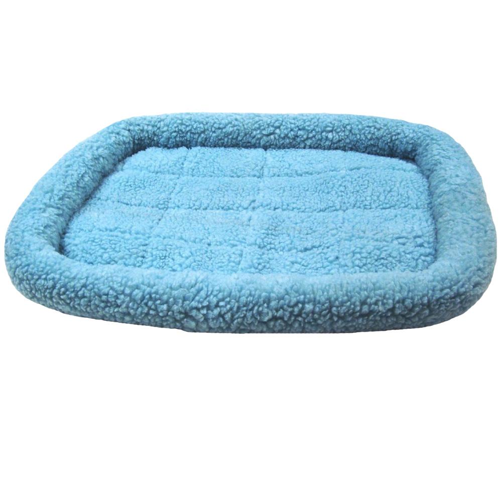 2000 Sheepskin Bumper Bed 25x20 - Blue