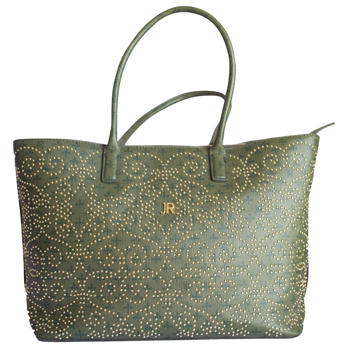 John Richmond \N Green handbag for Women \N