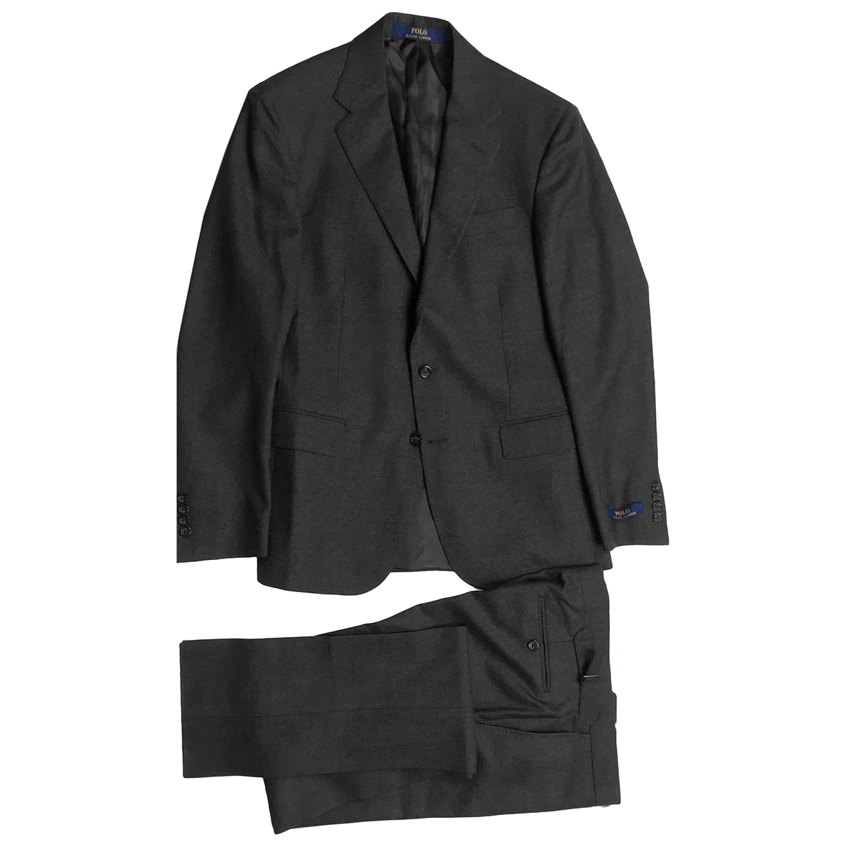 Polo Ralph Lauren \N Grey Wool Suits for Men 40 UK - US