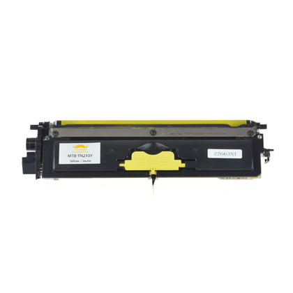 Compatible Brother MFC 9325CW Yellow Toner Cartridge by Moustache