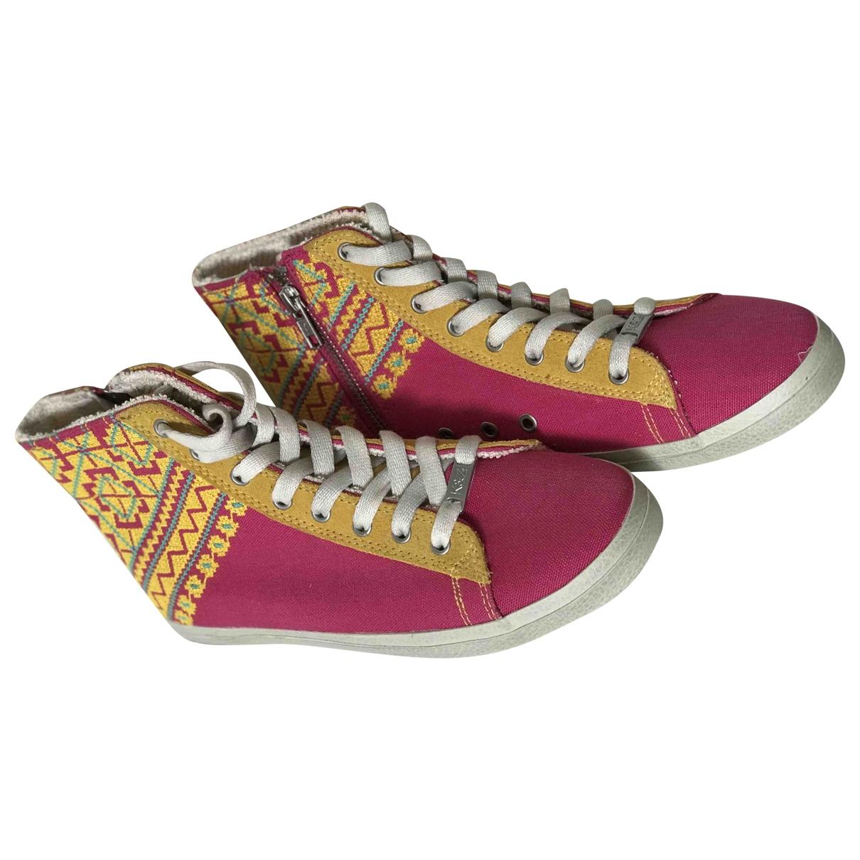 Kim & Zozi \N Sneakers in Leder