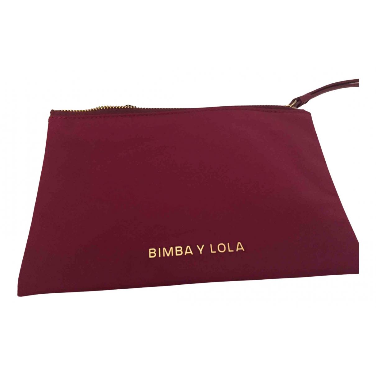 Pochette de Lona Bimba Y Lola