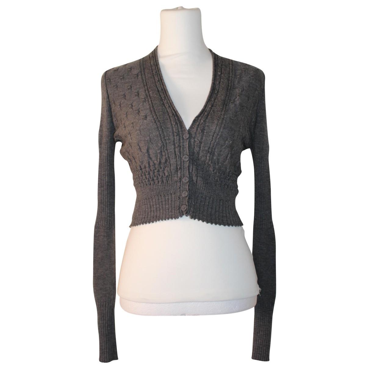 Antonio Marras \N Grey Wool Knitwear for Women L International
