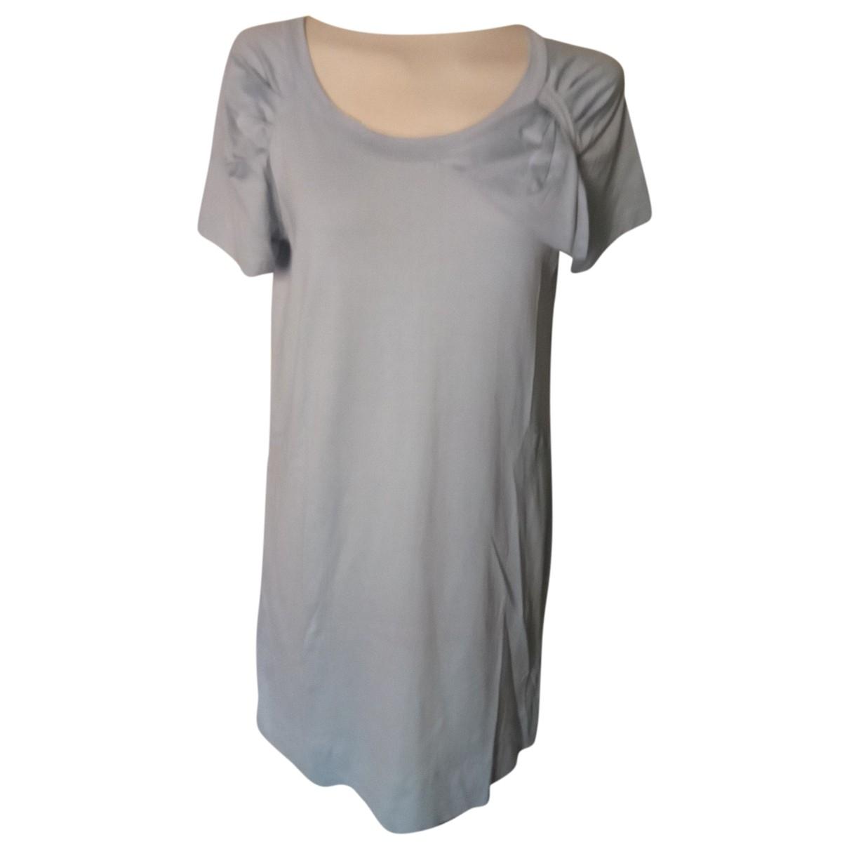 See By Chloe \N Kleid in  Blau Baumwolle