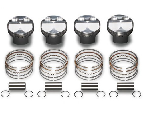 Toda 13010-F20-0H0 Ultra High Compression Forged Pistons - 87.00mm Honda F20C 1999-2009