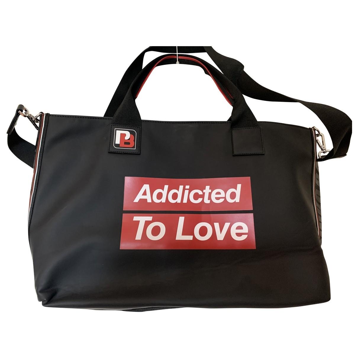 Pinko Love Bag Handtasche in  Schwarz Synthetik