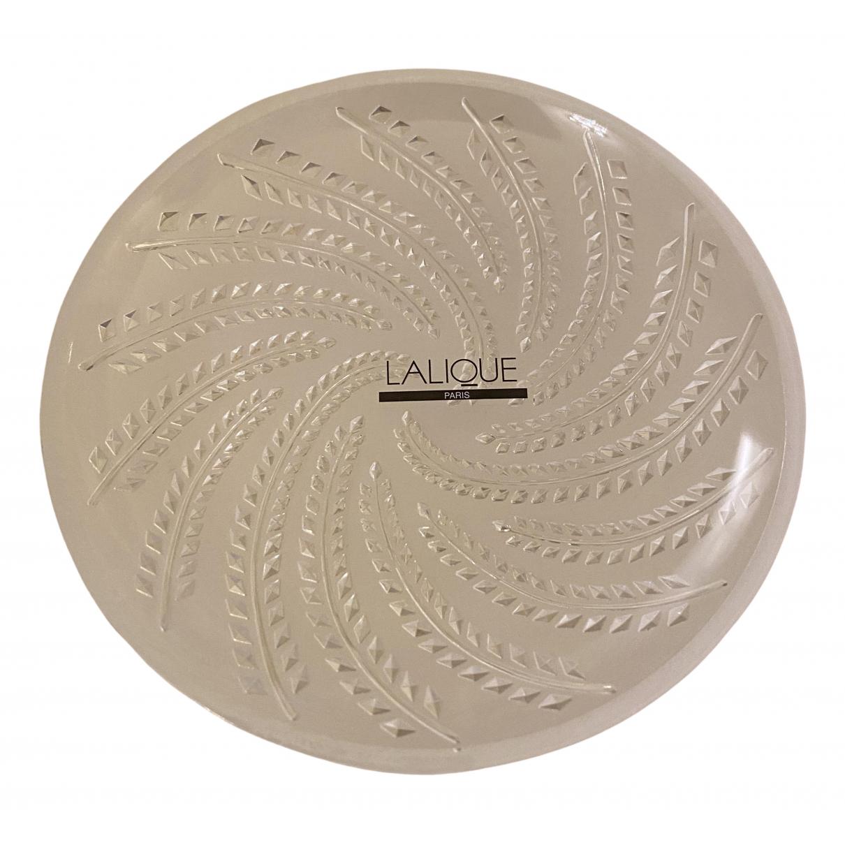 Lalique - Arts de la table   pour lifestyle en cristal