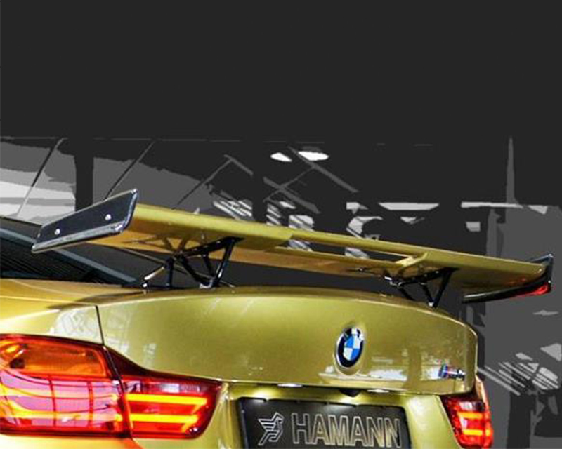 Hamann 10F82230-KPL 5 Piece Rear Wing BMW M4 F82 15-20