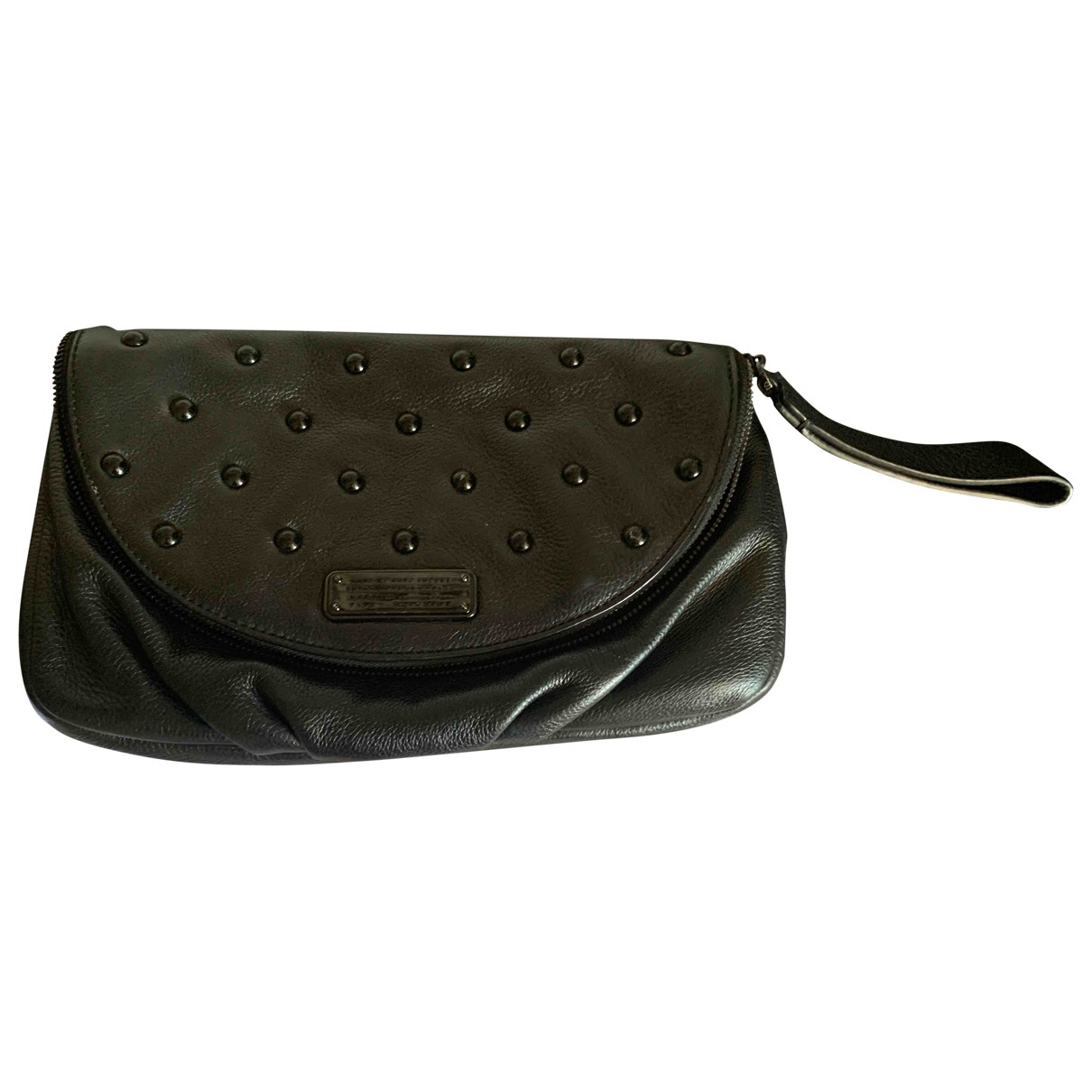 Marc By Marc Jacobs \N Black Leather Clutch bag for Women \N