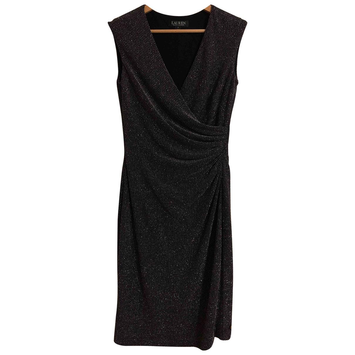 Lauren Ralph Lauren \N Grey dress for Women 2 US