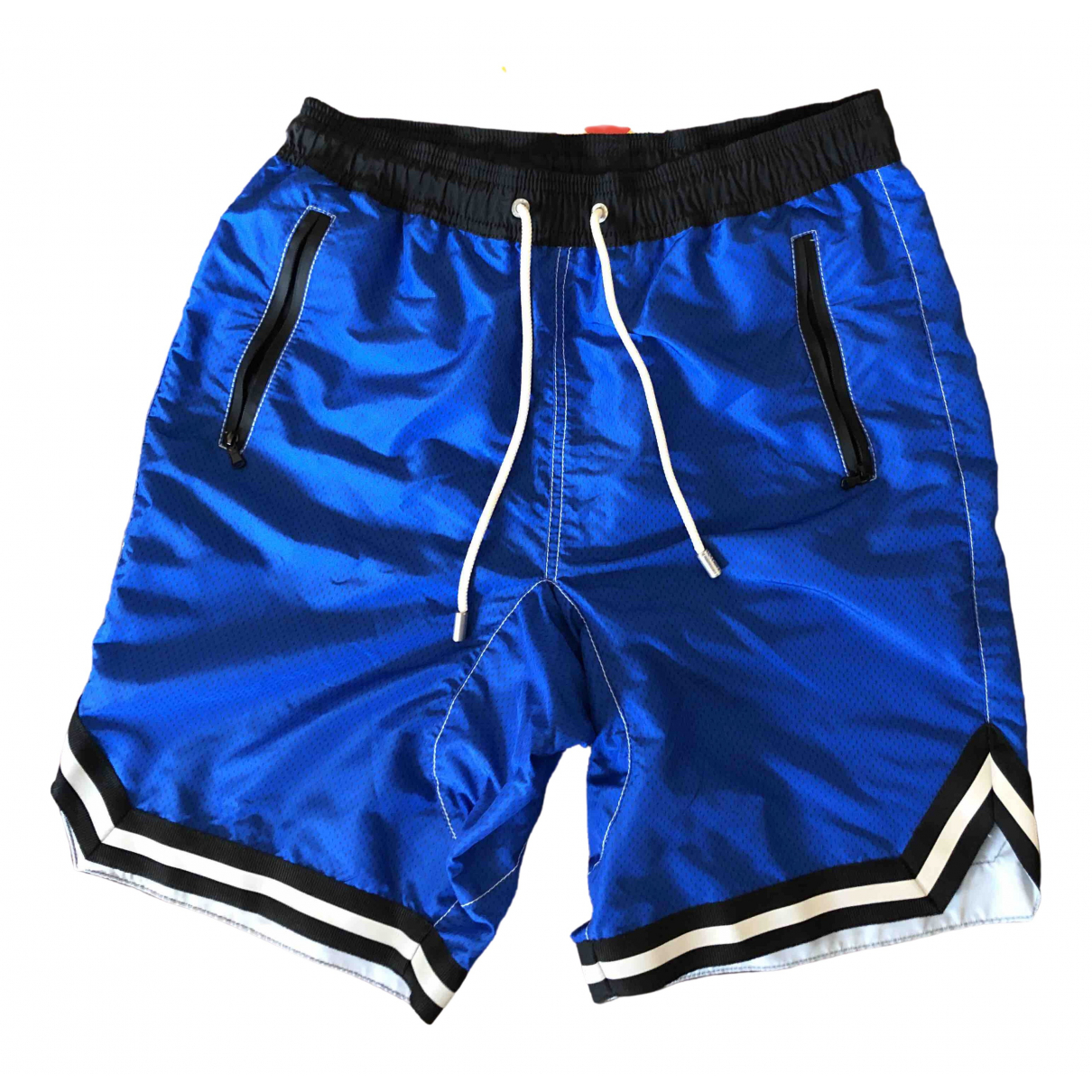 Mc2 Saint Barth \N Blue Swimwear for Men M International