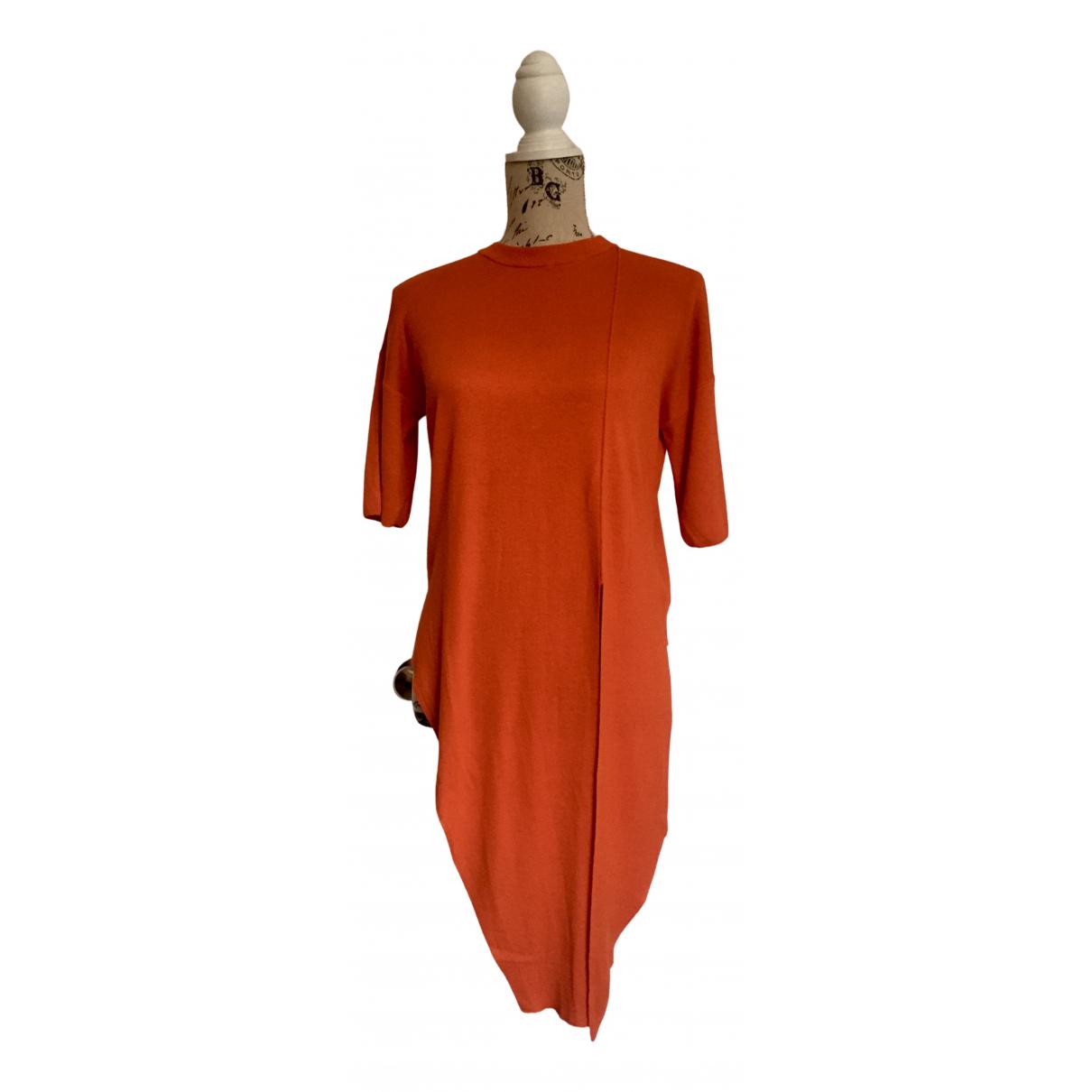 Whistles - Pull   pour femme - orange