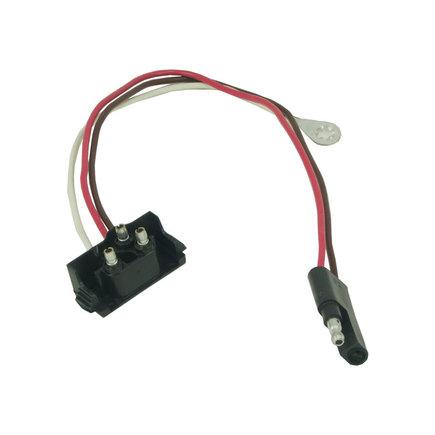 Truck Lite 94933 - Pgtl Pl3 Frhf Brn/Red Wires
