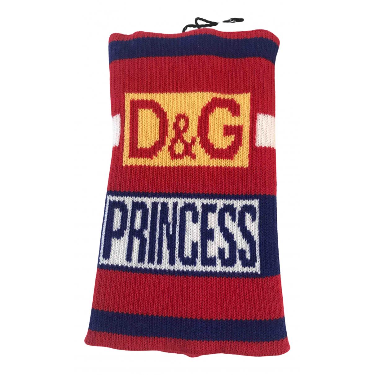 Material de tenis Dolce & Gabbana