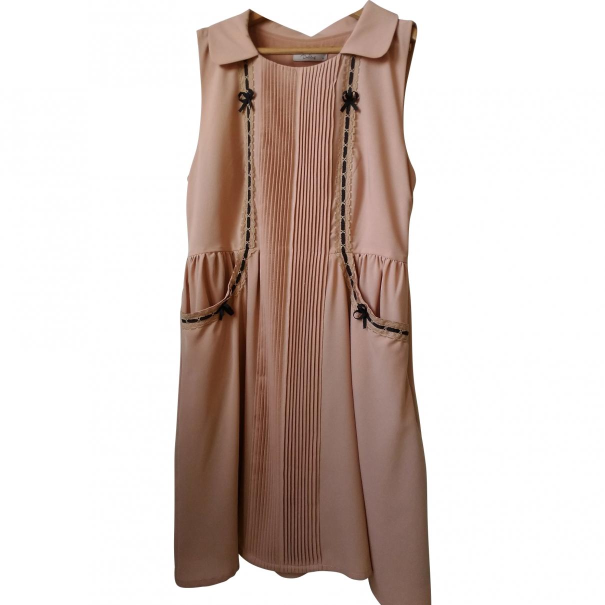 Darling \N Pink dress for Women M International