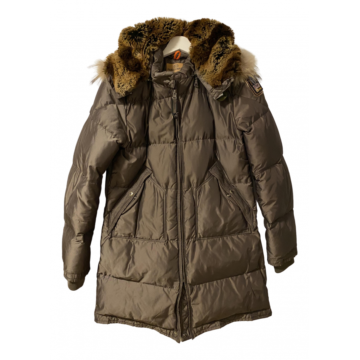 Parajumpers \N Brown coat for Women 36 FR