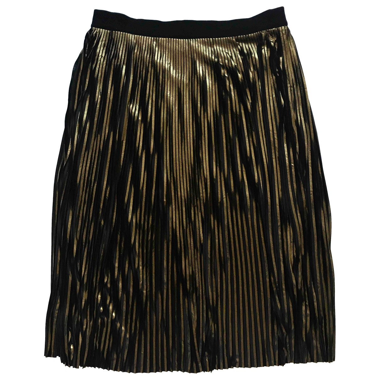 By Malene Birger \N Metallic skirt for Women XL International