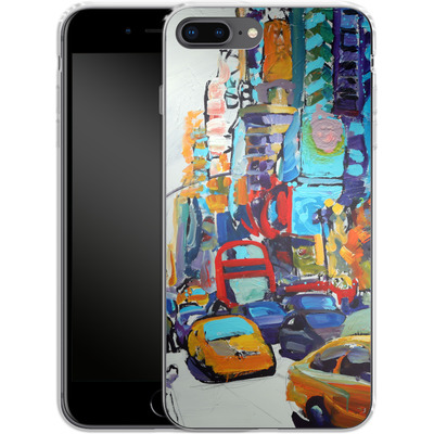 Apple iPhone 7 Plus Silikon Handyhuelle - Busboys Lament von Tom Christopher