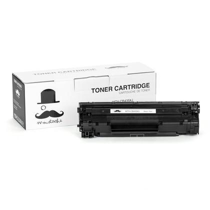 Compatible HP 35X CB435X cartouche de toner noire haute capacité - Moustache®