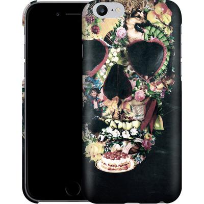 Apple iPhone 6s Plus Smartphone Huelle - Vintage Skull von Ali Gulec