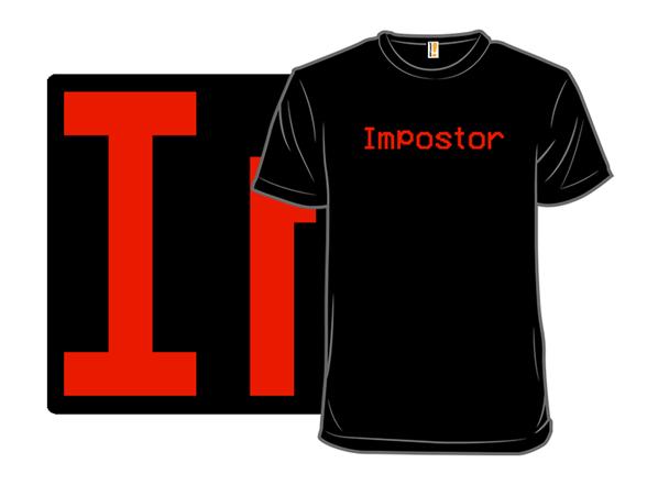 Impostor T Shirt