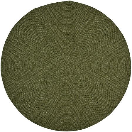 Safavieh Caryl Braided Rug, One Size , Green