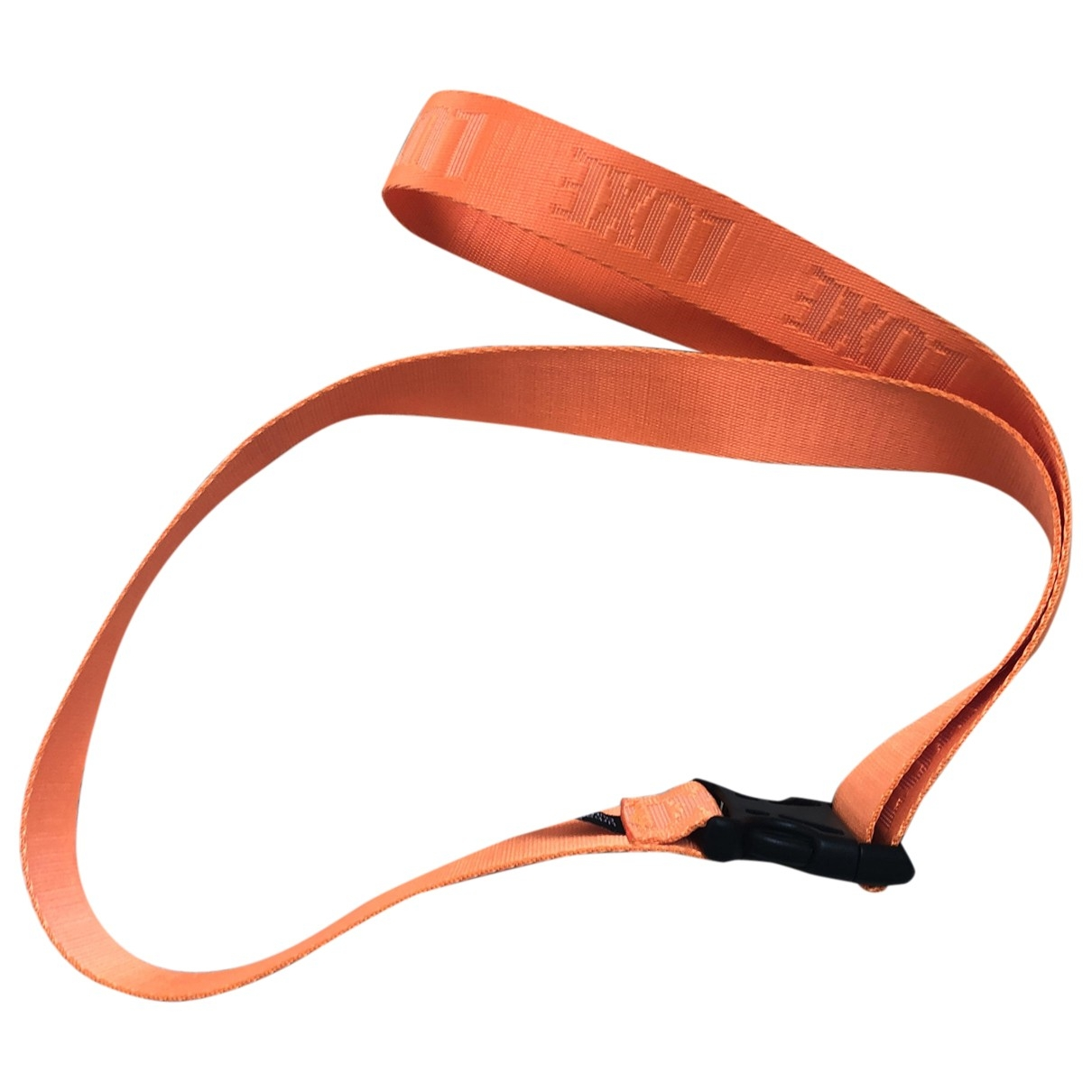Urban Outfitters \N Guertel in  Orange Polyester