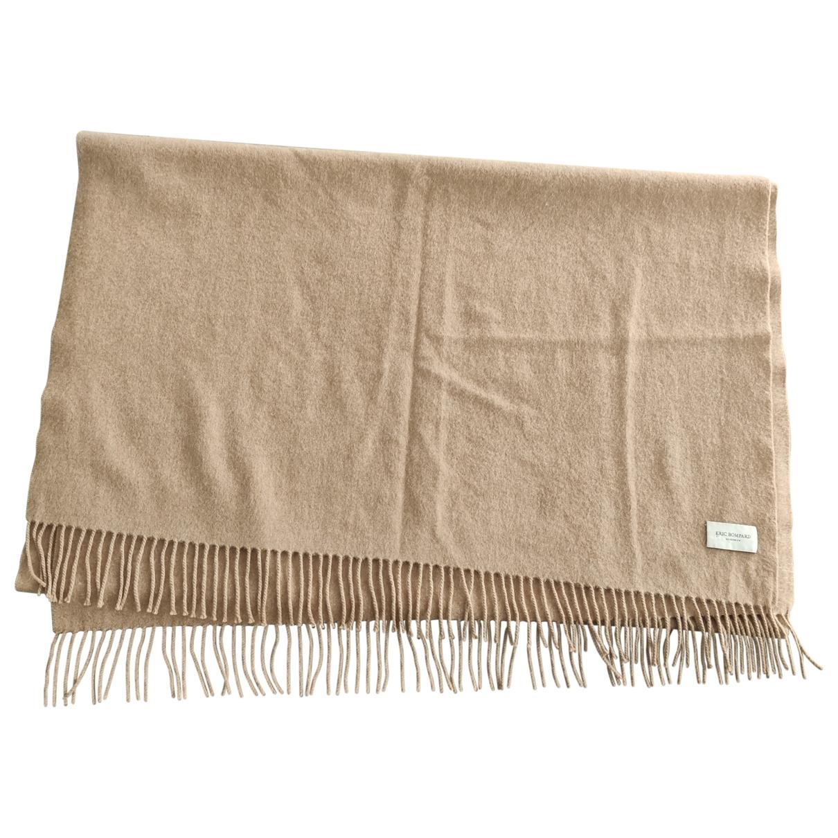 Eric Bompard \N Camel Cashmere Silk handkerchief for Women \N