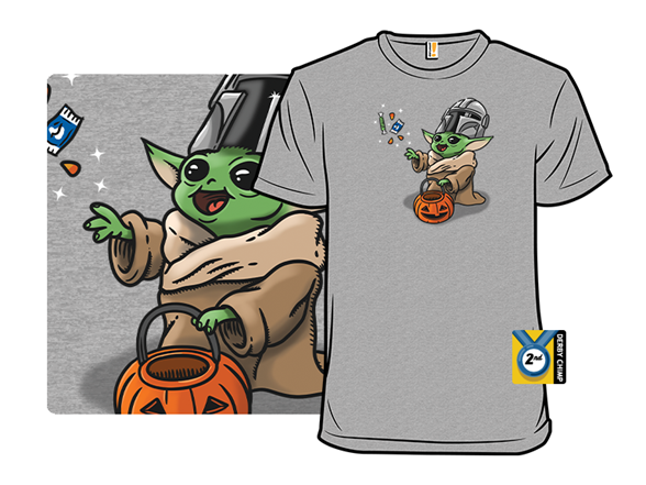 This Is The Way We Trick Or Treat T Shirt