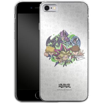 Apple iPhone 6s Silikon Handyhuelle - Yu-Gi-Oh! SD Group 1 von Yu-Gi-Oh!
