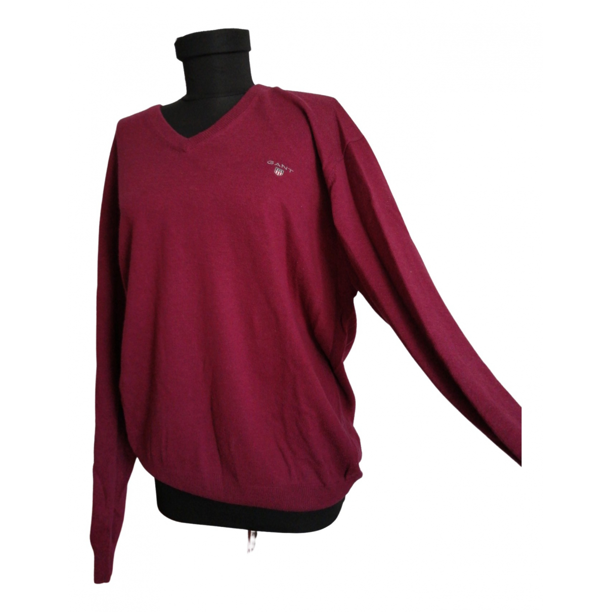 Gant \N Burgundy Wool Knitwear & Sweatshirts for Men L International