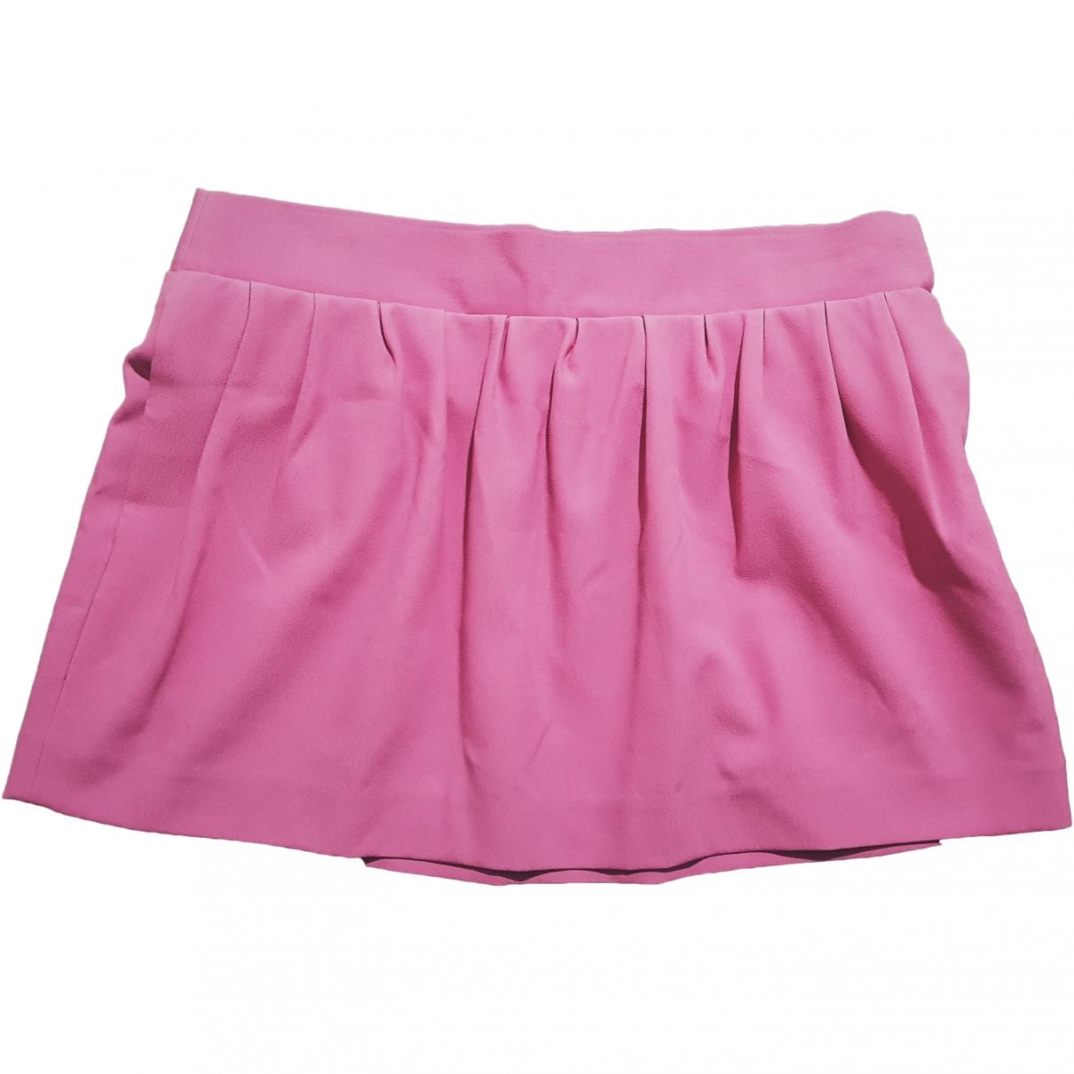 Diane Von Furstenberg \N Pink skirt for Women 8 US