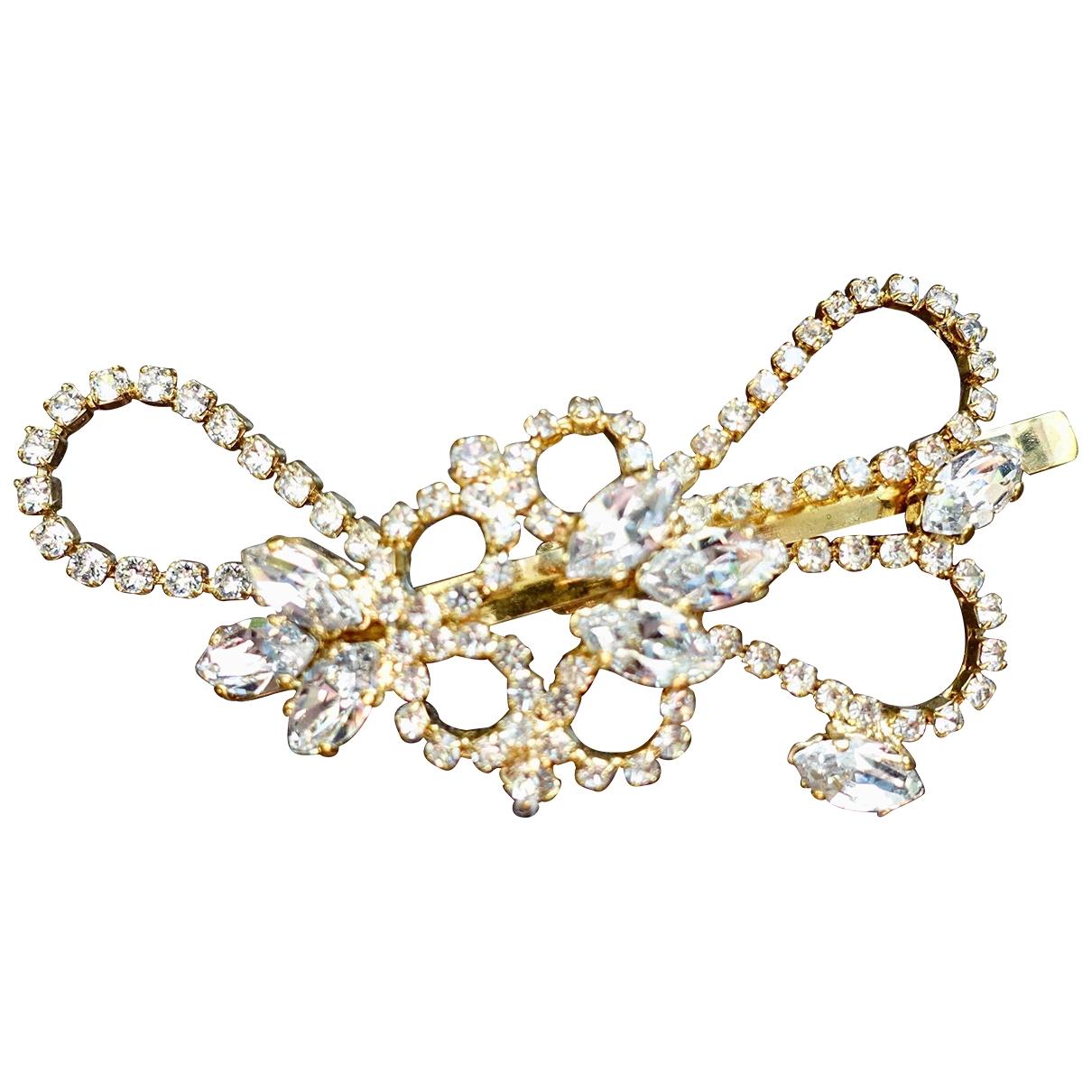 Accesorio para la cabeza de Cristal Dolce & Gabbana