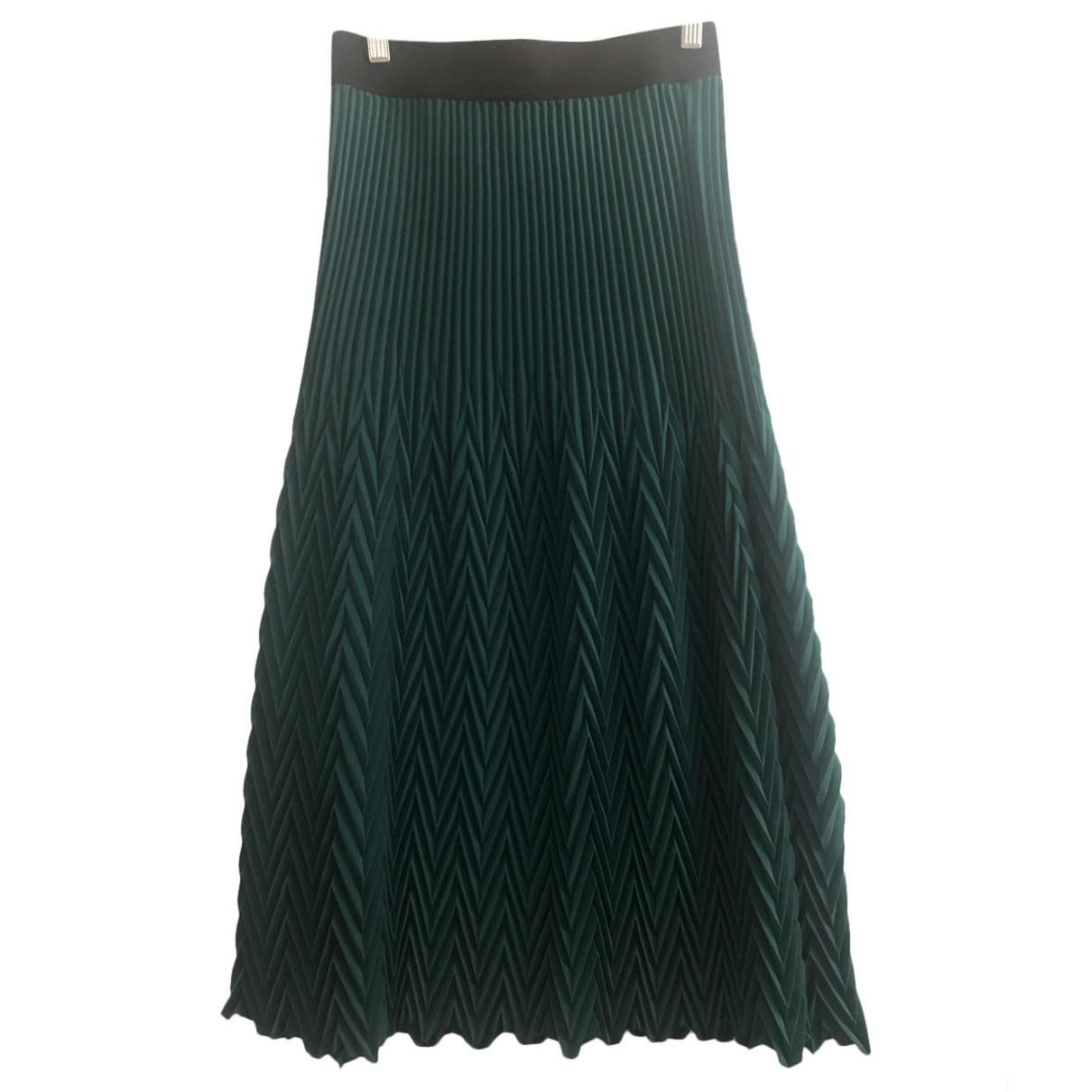 Maje - Jupe   pour femme - vert