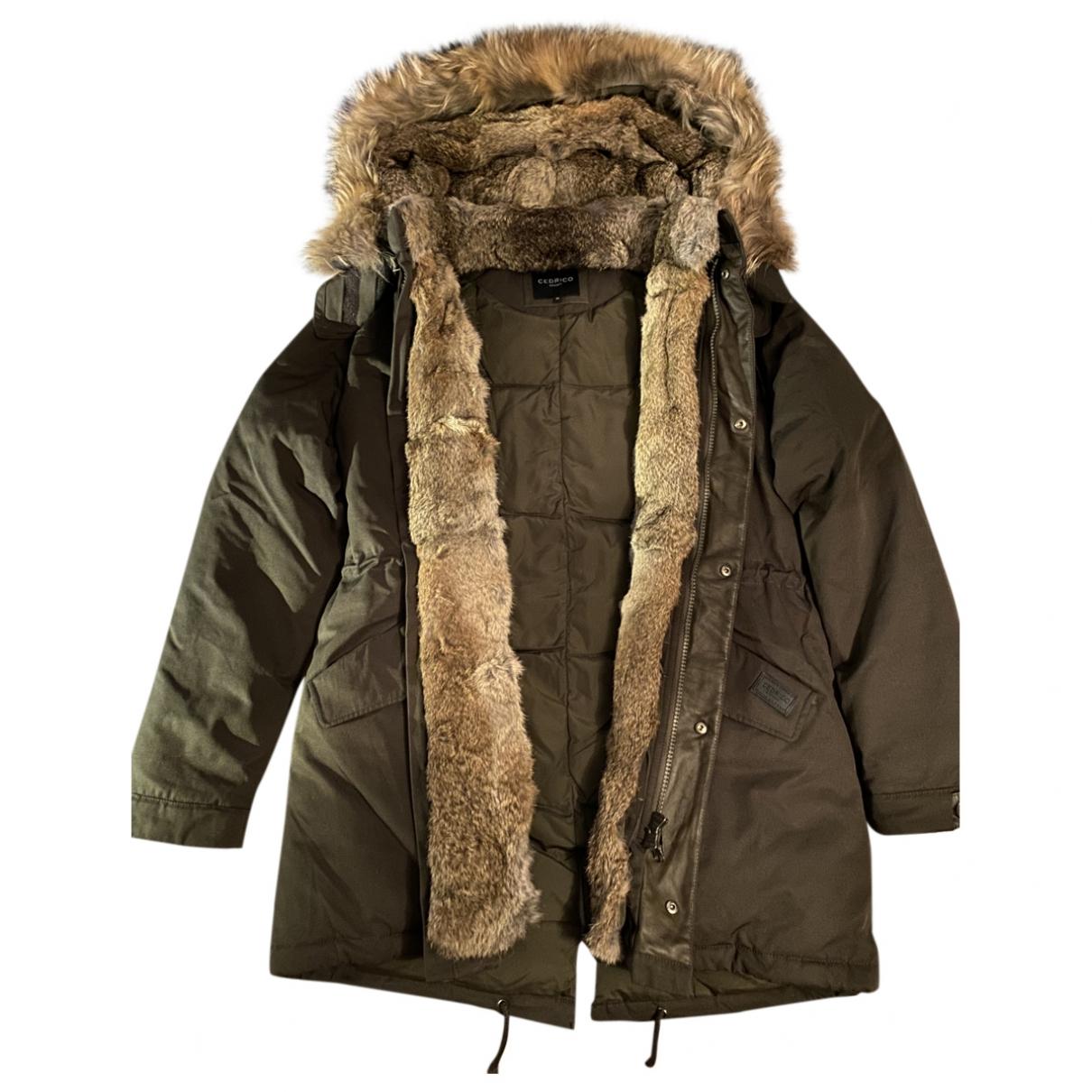 - Manteau   pour homme - vert