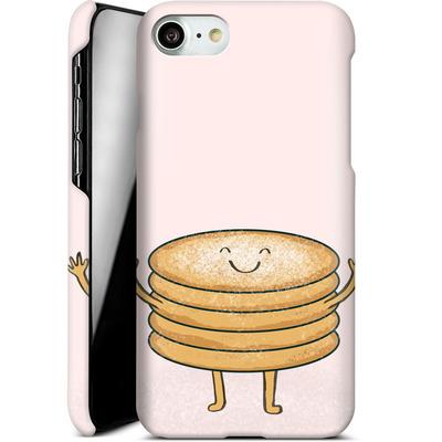 Apple iPhone 7 Smartphone Huelle - Pancake-man with Sugar von caseable Designs