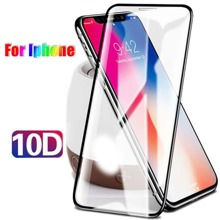 iPhone Full Coverage Screen Protector