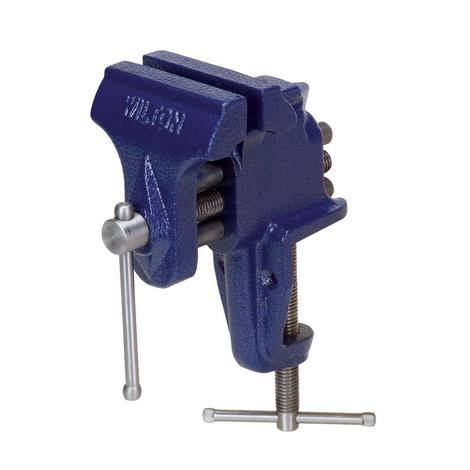 Wilton 3 In. Fixed Clamp-On Vise