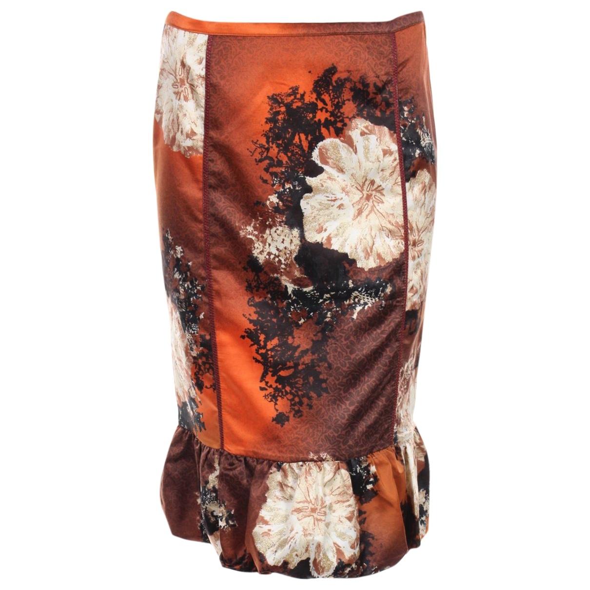 Mini falda Just Cavalli